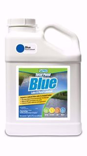 Picture of SePRO Total Pond - Blue Lake & Pond Colorant 1 Gallon Bottle