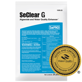 Picture of SeClear G 20 Pound Bag